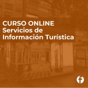 Curso online Servicios de Información turística
