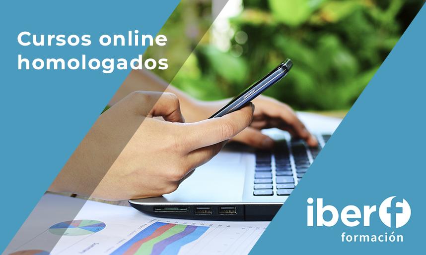 Cursos online homologados Iberf Formación