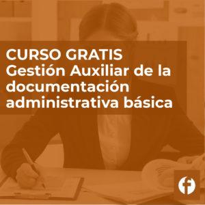 Curso gratis administración y gestión