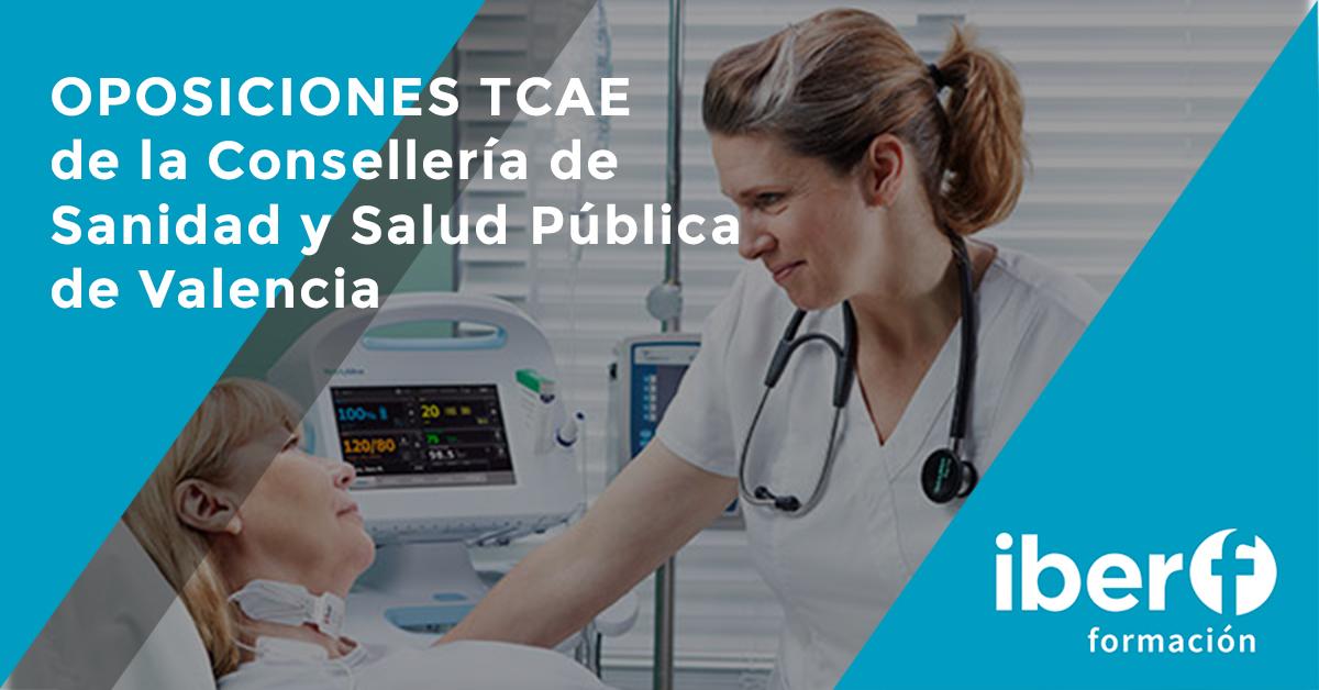 Oposiciones TCAE Valencia