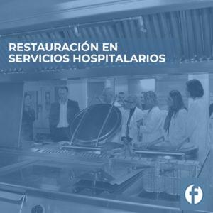 Curso Restauración en Servicios Hospitalarios
