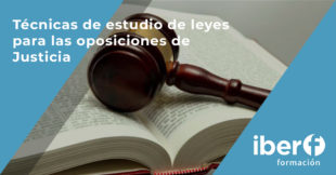 Técnicas de estudio de leyes
