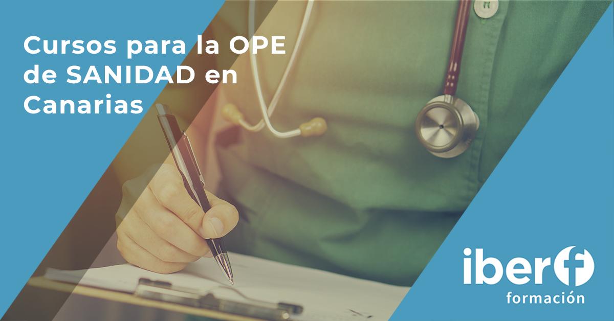 OPE de Sanidad de Canarias
