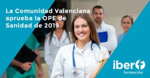 OPE de Sanidad Valencia