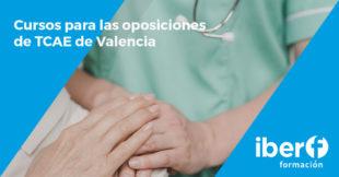 Cursos oposiciones TCAE Valencia