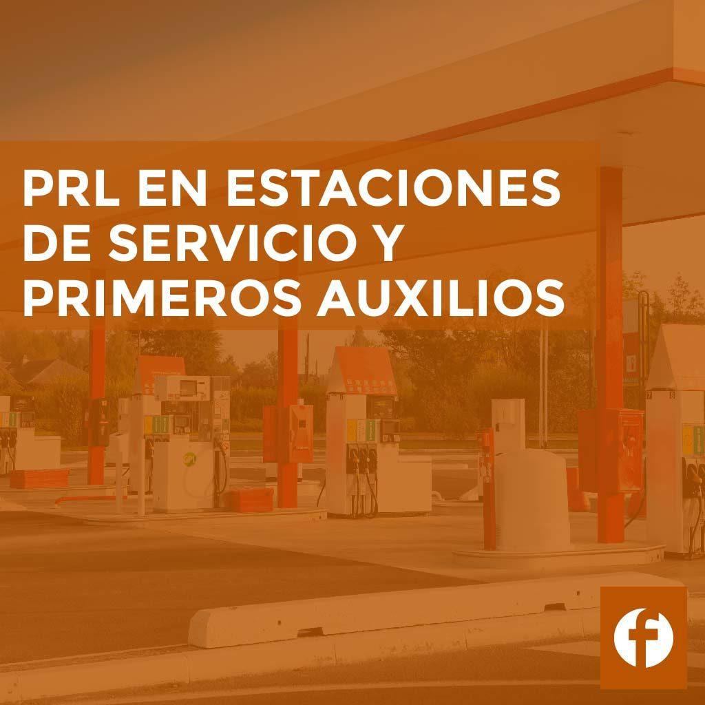 curso prevención de riesgos laborales para gasolineras y estaciones de servicio