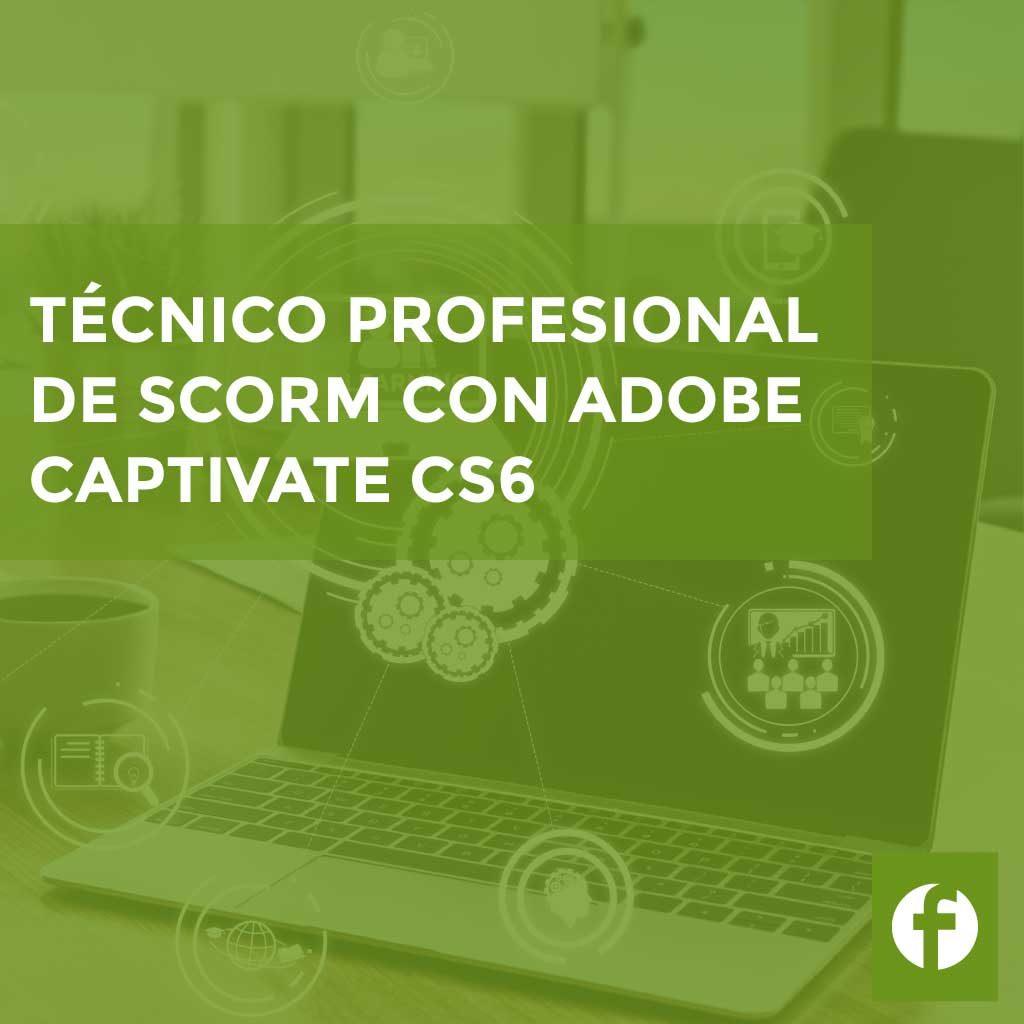 Curso online Adobe Captivate CS6